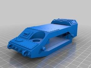 GSC Cultist Main Battle Tank