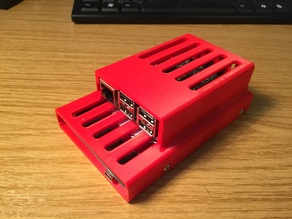 Raspberry Pi with HDD sleeve