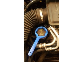 Jeep Oil Filler Wrench