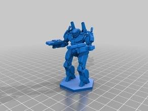 MWO Phoenix Hawk PXH-3D 6mm 1:285