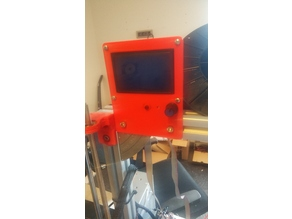 RepRap Full Graphic Smart Controller Holder