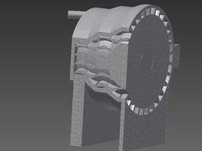 Simple Steam Turbine