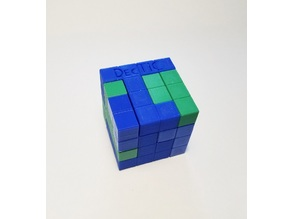 DecTIC Puzzle - Designed by Andrew Crowell