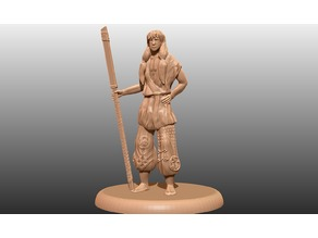 Wandering Samurai - Tabletop Miniature