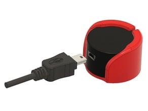 Weidmann Elektronik - IR Schreib/Lesekopf USB (Optokopf) Easymeter Befestigung