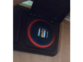 Camper USB socket
