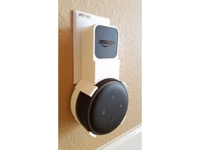 Amazon Echo Dot (3rd Gen) Wall socket mount