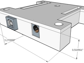 Rugged Arduino Case