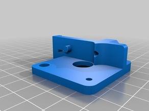 Alfawise U20 Bowden extruder update for TPU printing
