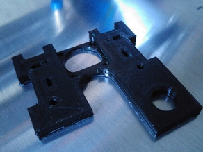Improved Hexagon Cooling Fan Shroud System for MakerFarm Prusa i3v and i3 and Induction Probe