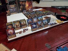 Clank Card Display