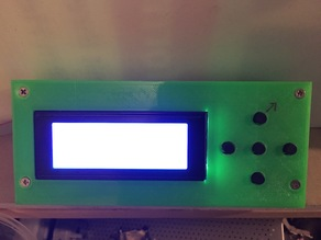 Anet A8 Display Case