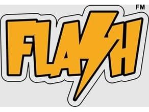Flash FM Keychain