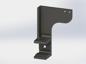 Durable K8200 z-axis stop holder