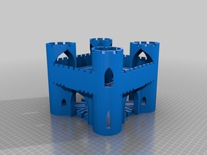 Castle Turntable