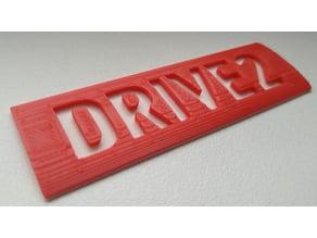 DRIVE2 logo