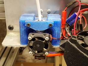 Ord-Bot Bowden E3d v6 and Standard J-head mounts - Download the correct version