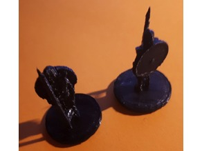 Soldier/Watchman 28mm Miniature
