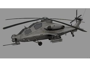 WZ 10 Helicopter