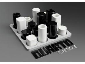 Quarto Game - Plastique Edition