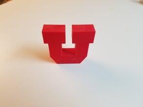 University of Utah Block U