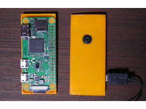 Pi security camera 2 collection - Thingiverse
