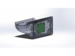 "Raspberry Pi 7"" Touchscreen Pod for Ford F250-F550 99-07"