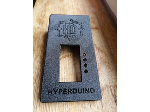 HyperDuino with mp3 case