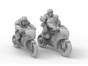 Gaslands bikers