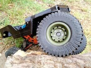 1:10 Jeep Beadlock Rim