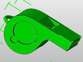 Whistle/Pfeife KIMUS Logo