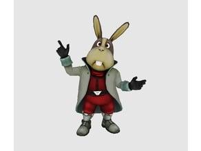 peppy Hare Amiibo