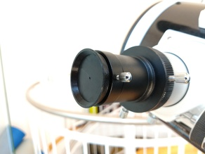 Advanced Telescope Collimation Cap