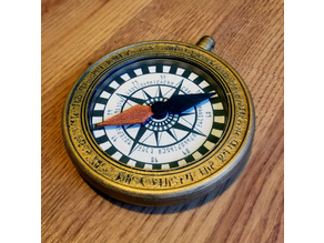 Linkle's Compass