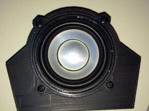 center speaker adapter frame w212 mercedes e-class