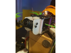 Runcam Split Mount (Alien style) X6R 35mm adjustable angle 0°-55° (No Props in camera)