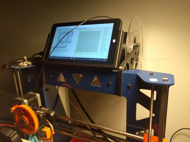 7 tablet holder for i3 steel control by discostu thingiverse rh thingiverse com