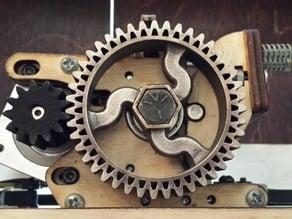 Olde Timey Spur Gear for Printrbot Extruder