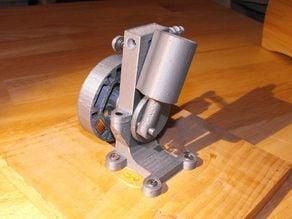Working Oscillating Steam Engine MKI