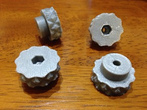 Bed Leveling Thumb Screw