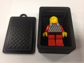 Lego Minfig Holder 2
