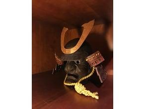 Samurai Mask and Armor