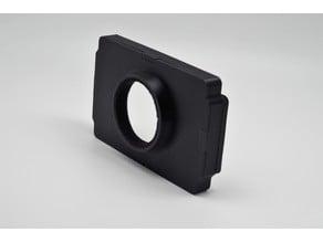 Lens Filter Adaptor Ø62mm for square filter 100mm + 150mm