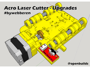 Acro Laser cutter/ingraver - Mods and upgrades