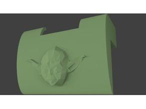 Ender 3 Pro Rail Cover - Yoda