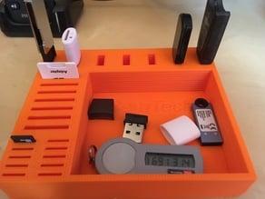 CemTech USB&SD tray