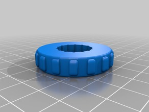 Ender-2 Leveling Knob Attachment