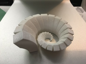 Cube spiral