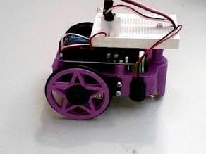 PentacleWheel for Protobot