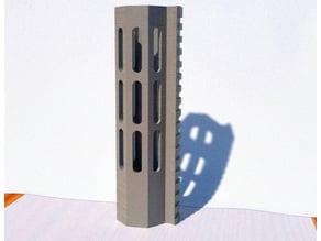 M-Lok Rail for Airsoft Gun